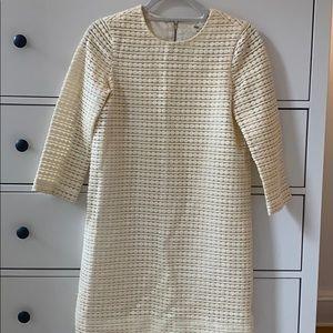 Kate Spade Winter White Dress 00